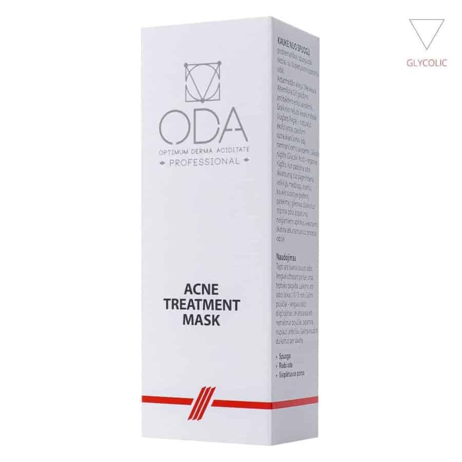 Acne treatment mask – 50ml