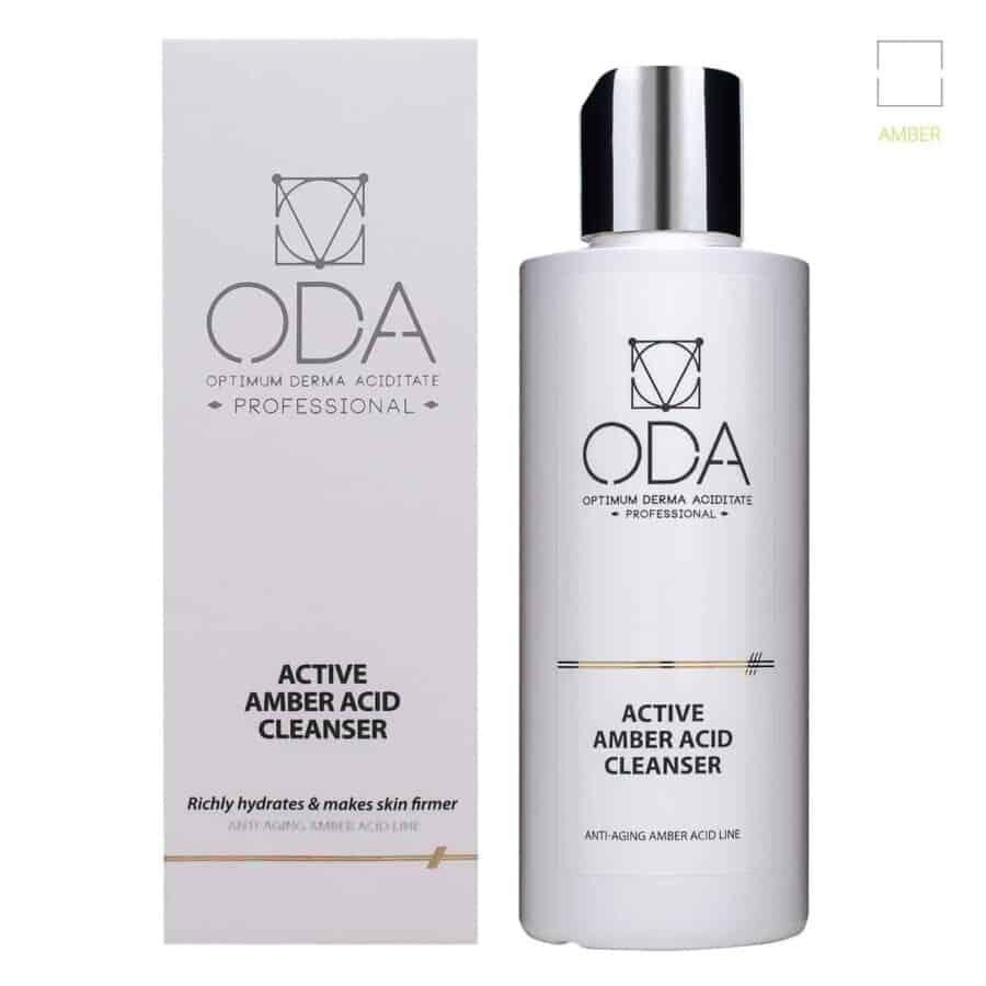 Active Amber Acid Cleanser 2