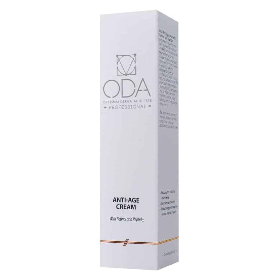 Anti-age cream with retinol & peptides – 50ml