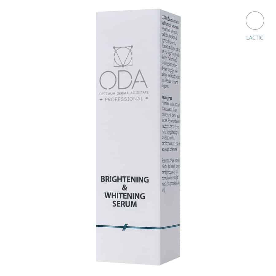 Brightening & whitening serum – 30ml