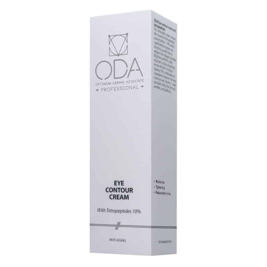 Eye contour cream with tetrapeptides – 15ml