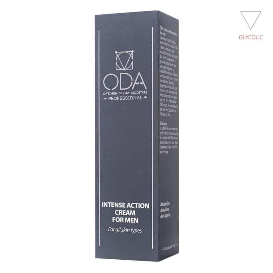 Intense action cream for men – 50ml