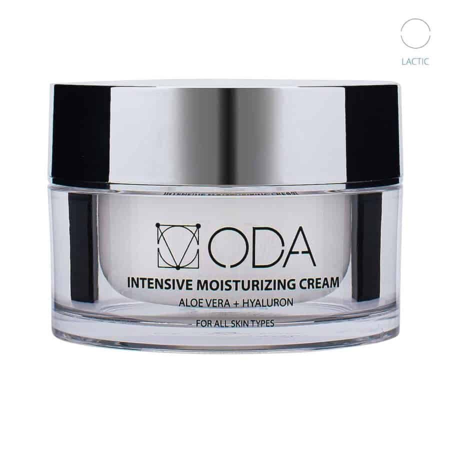 Intensive Moisturizing Cream With Aloe Vera & Hyaluron