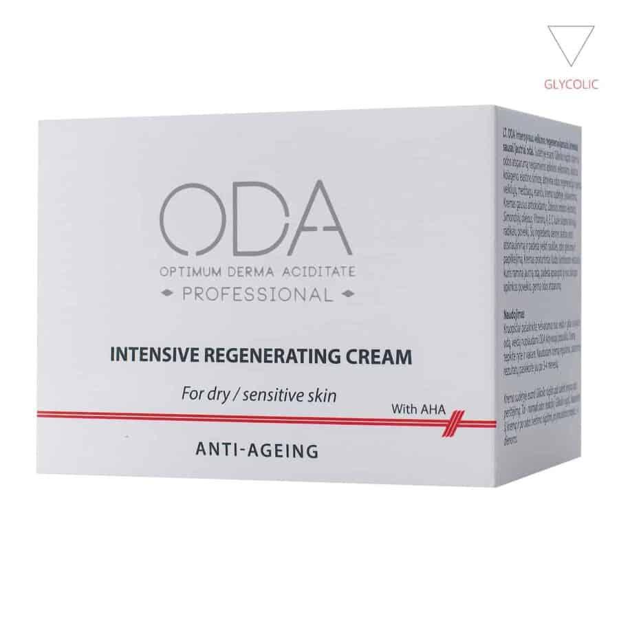 Intensive regenerating cream for dry / sensitive skin – 50ml