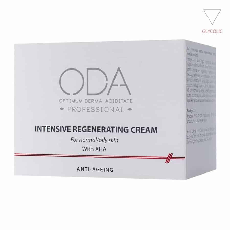 Intensive regenerating cream for normal / oily skin – 50ml
