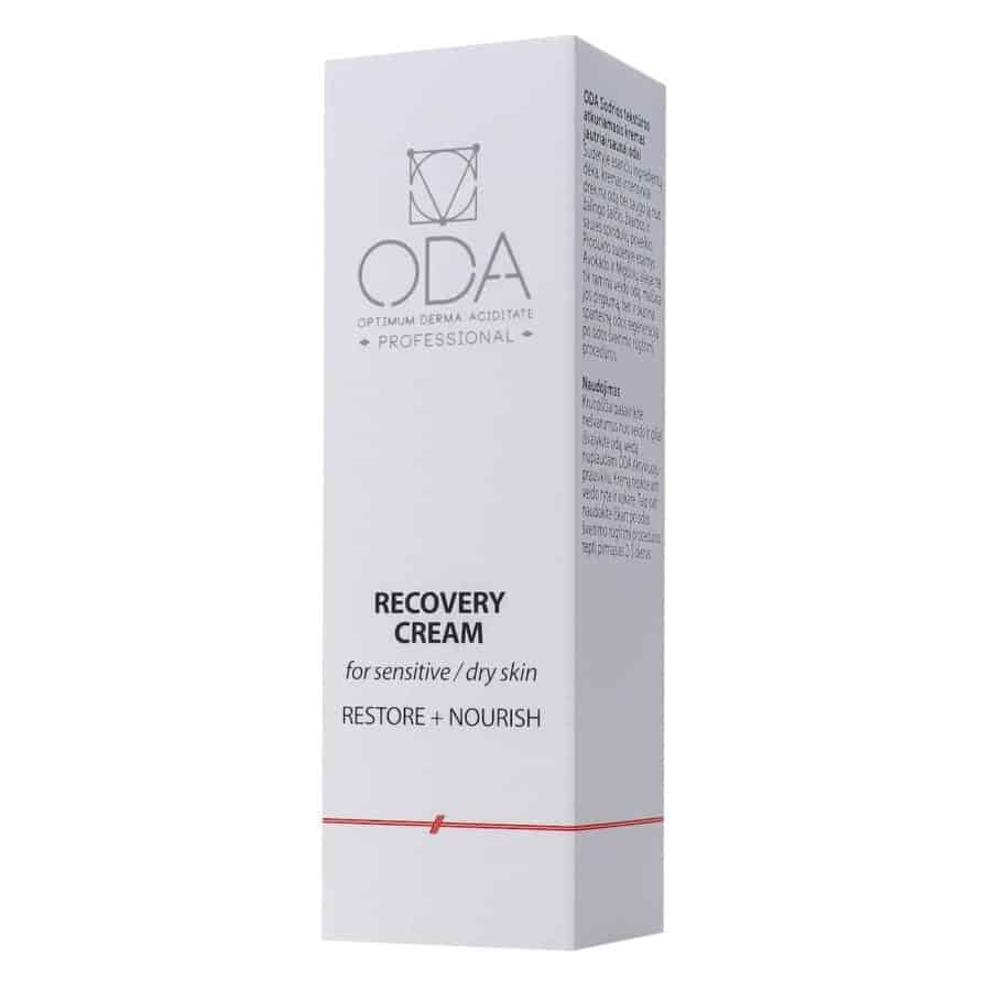 Recovery cream for dry / sensitive skin – 50ml