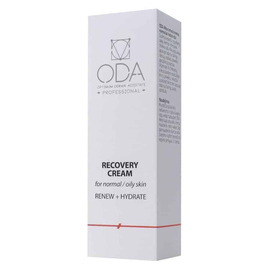Recovery cream for normal / oily skin – 50ml