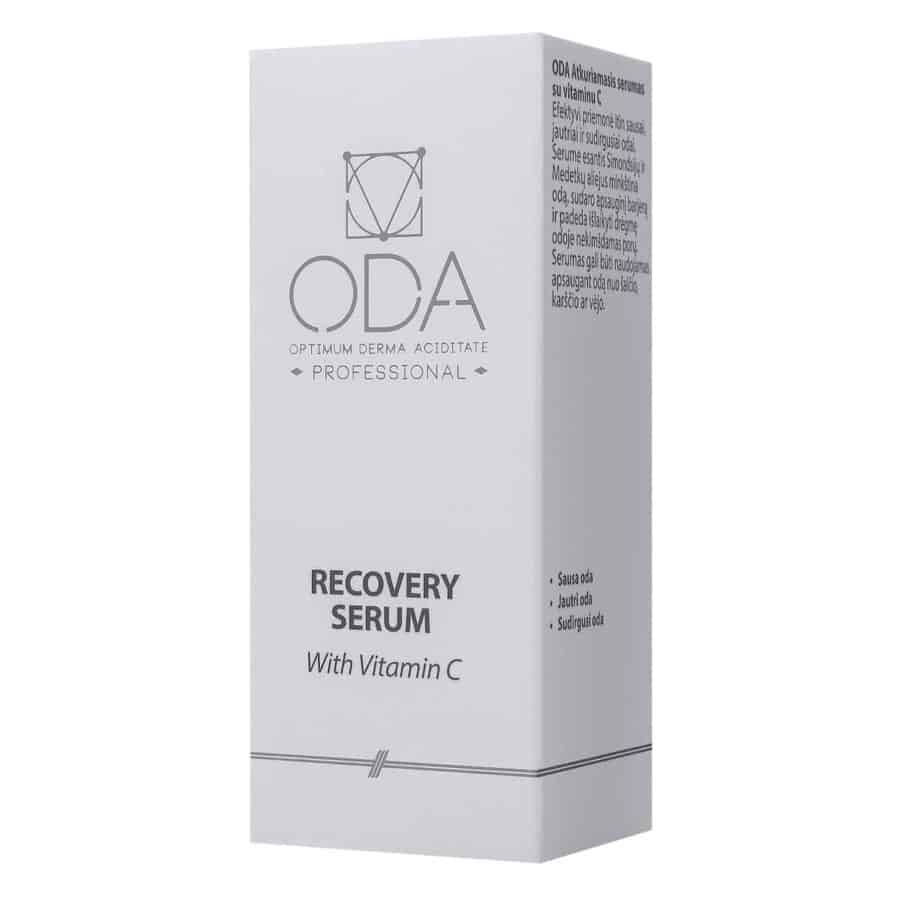 Recovery serum with vitamin C – 30ml