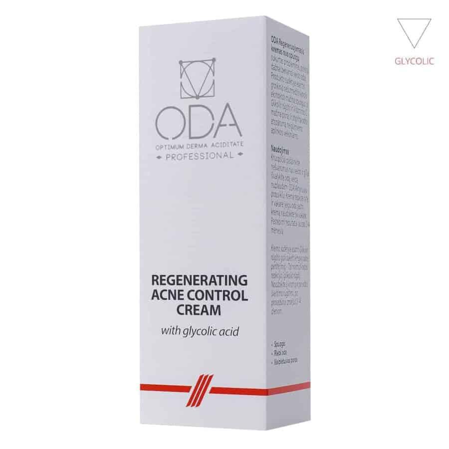 Regenerating acne control cream – 50ml
