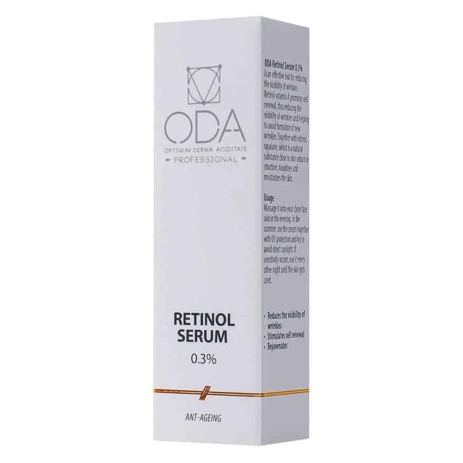 Retinol serum 0,3% – 5ml