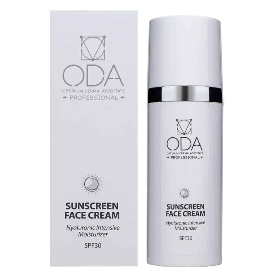 Sunscreen Face Cream Spf 30 2